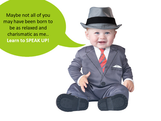 Mitos Public Speaking: Speakers are Born, Not Made (Part 2 of 4)