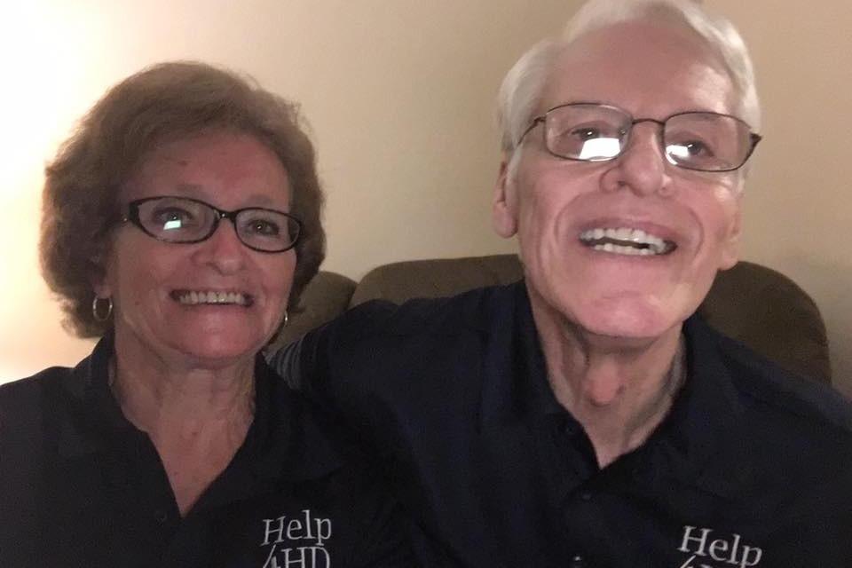 Tom and Vicki