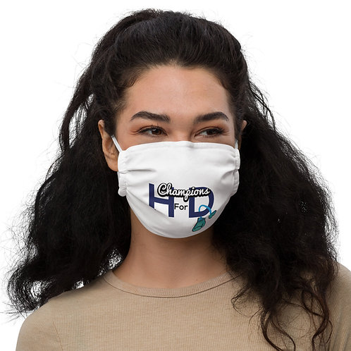 Champions for HD Face Mask