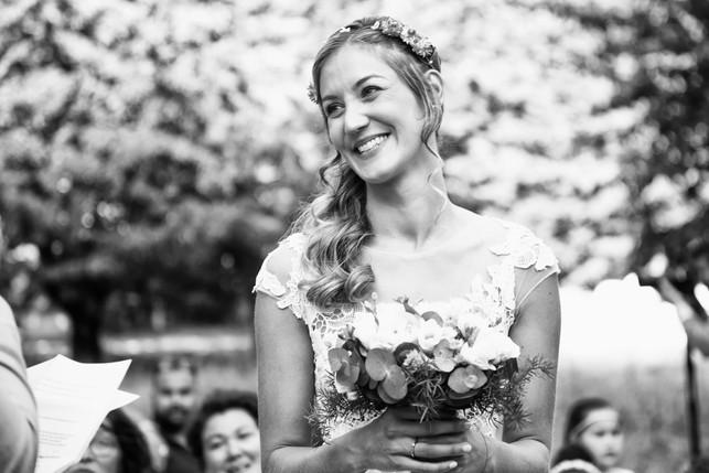 cérémonie laic la mariée