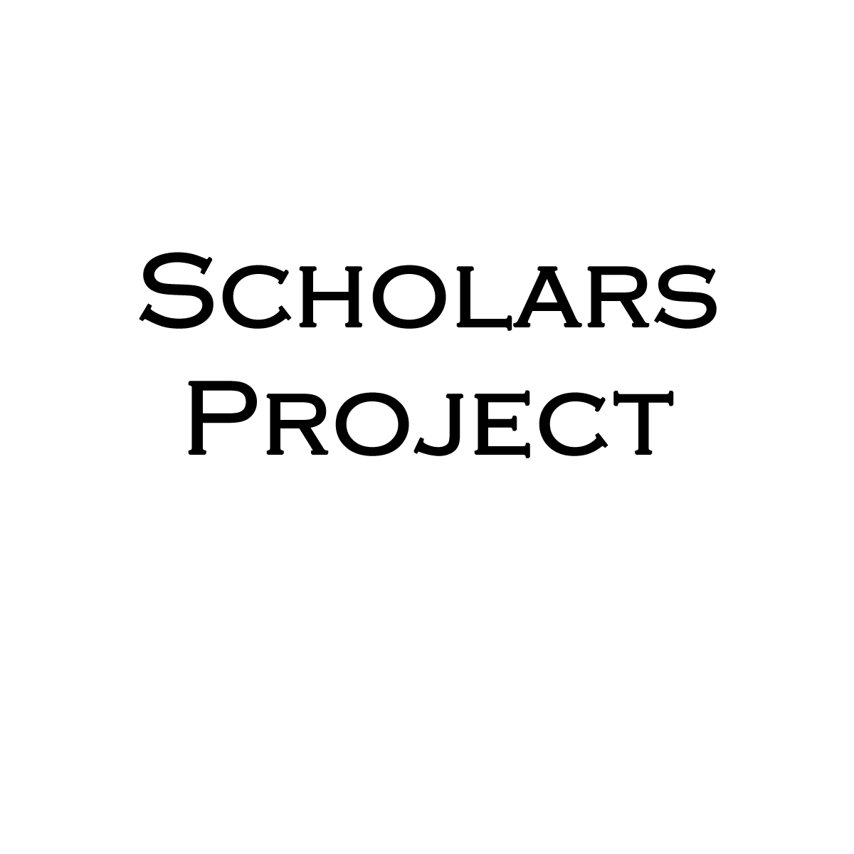 ScholarsProject