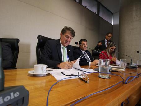 Primeira Reunião Extraordinária da CEOF