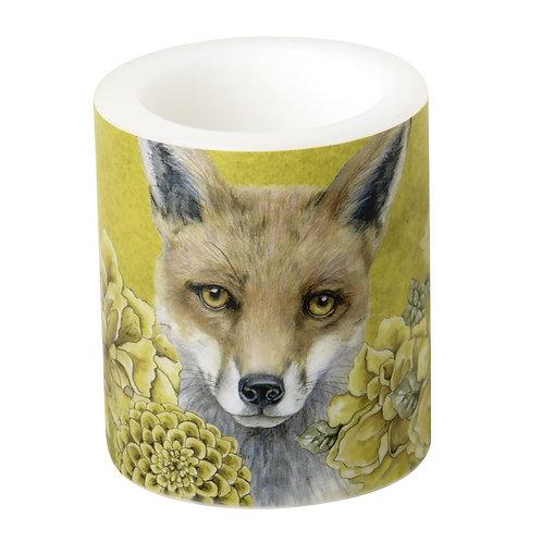 """Kerze """"Fox Tale"""""""