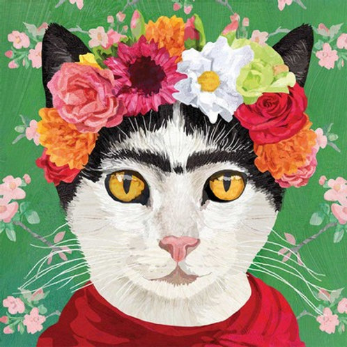 Paper Napkins - Frida - Luncheon Size 20 Pa
