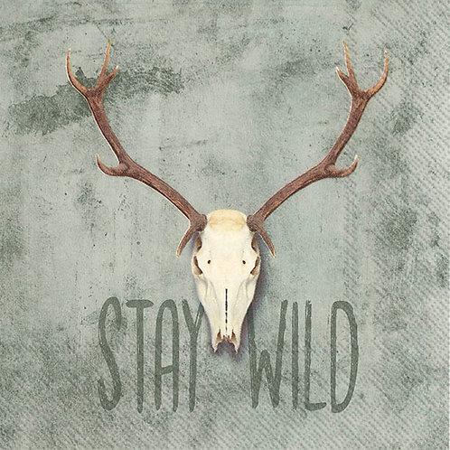 """Lunch Servietten """"Stay Wild"""""""