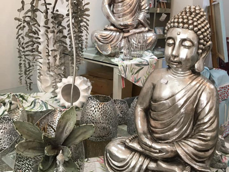 Buddha Thema eingetroffen!