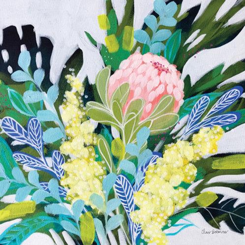 Paper Napkins - Royal Botanic - Luncheon Size 20 Pack