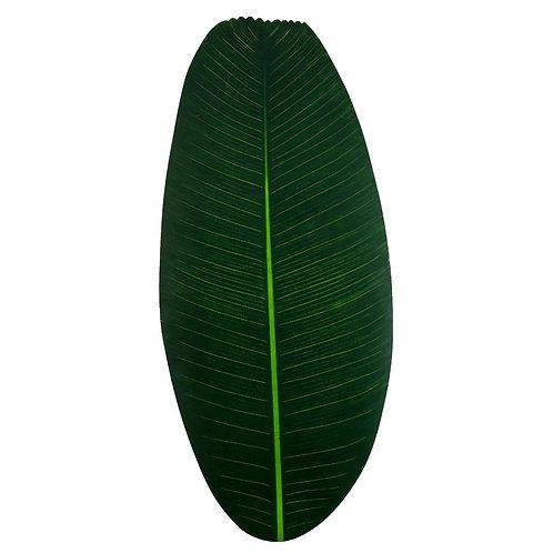Banana Leaf PVC Table Runner