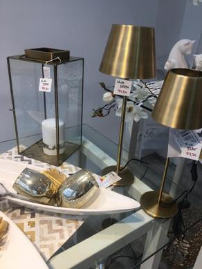 Goldene Accessoires - Jetzt bis zu 40% Rabatt