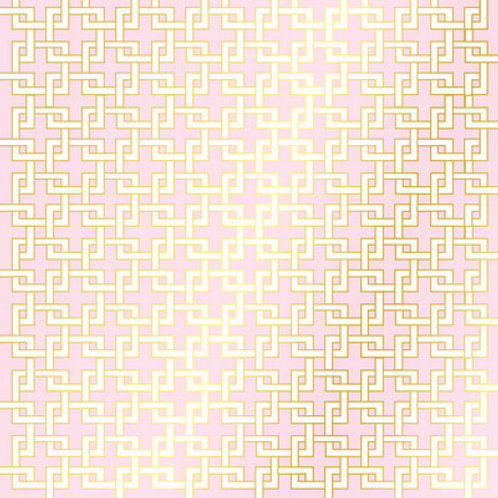Paper Napkins - Domino Rose - Luncheon Size 20 Pack