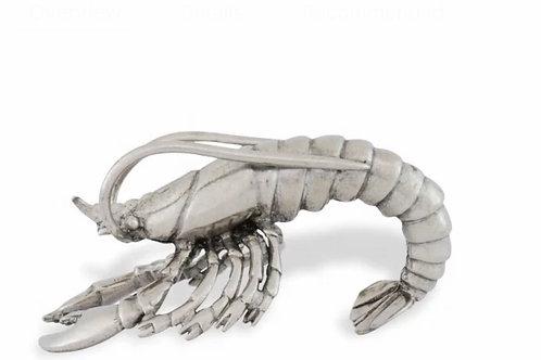 Silver Lobster/Prawn Napkin Ring