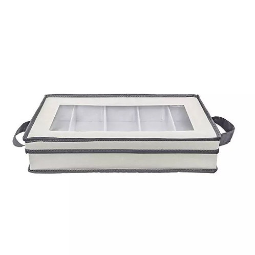 Cutlery Carry Case with window face lid
