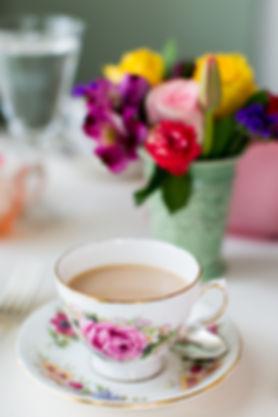 Tea Room in New Jersey
