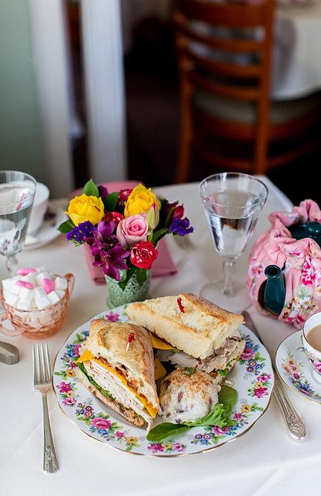 Teaberry S Tea Room Flemington Nj