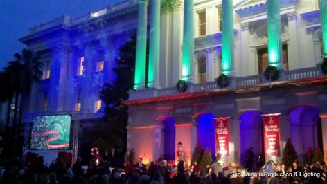 Chrismas Tree Lighting & Gala
