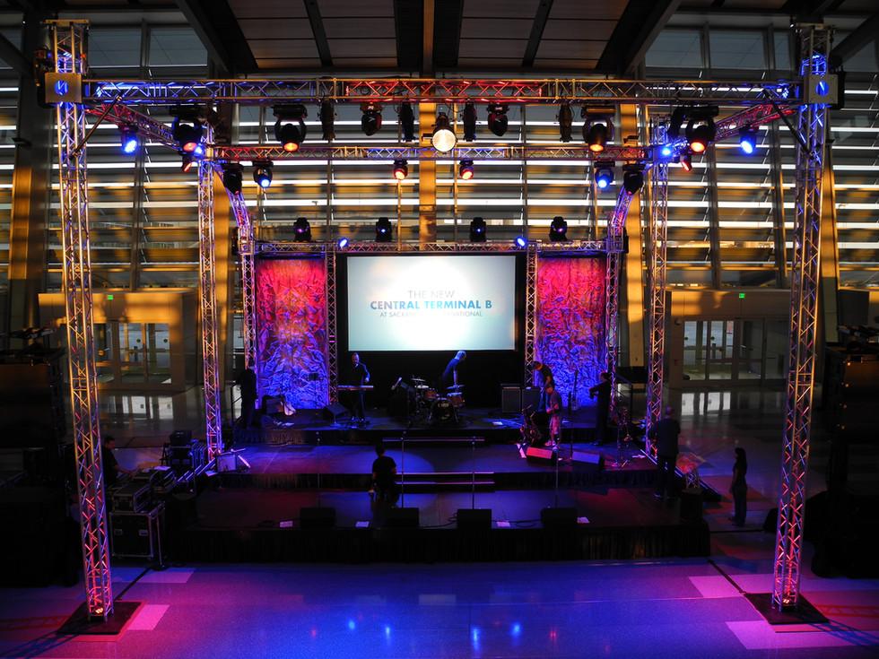 SMF Terminal B - Grand Opening