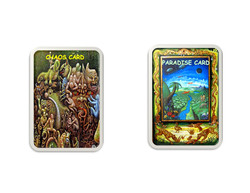 Chaos and Paradise Cards copy
