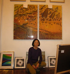 Yuko with Collections 1.jpg