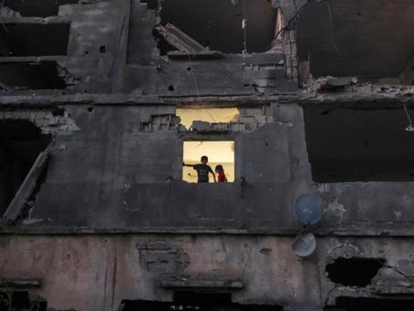 Gaza en crisis:  200 mil personas necesitan ayuda médica, informa OMS