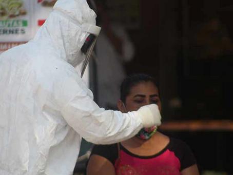 Incrementan los pacientes que requieren estar intubados en Guerrero