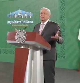 "'Guerra sucia' se revierte; ""se gasta a lo tonto"", dice López Obrador"