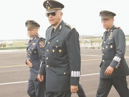 Corte de EU niega fianza a Salvador Cienfuegos