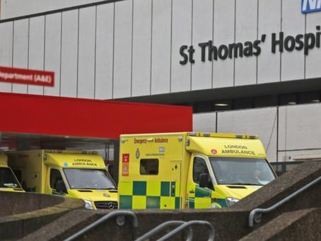 Londres declara urgencia sanitaria; hospitales al borde del colapso