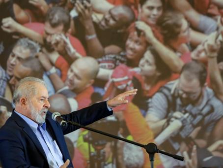 Celebra AMLO exoneración de Lula da Silva