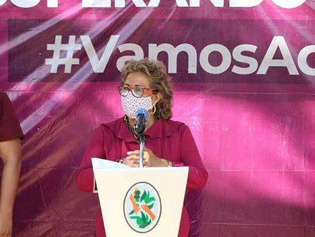 Se implementarán medidas drásticas para evitar que pipas violen la ley: alcaldesa