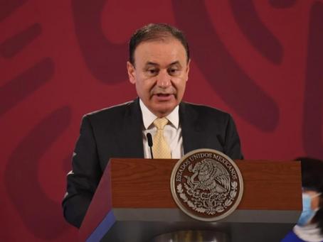 Alfonso Durazo presenta renuncia a la SSPC; anuncia que buscará gubernatura de Sonora