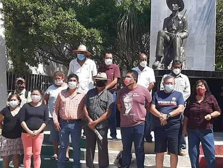 Organizaciones campesinas respaldan la candidatura de Félix Salgado