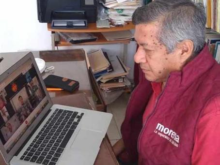Pide Morena a los aspirantes evitar actos anticipados de campaña
