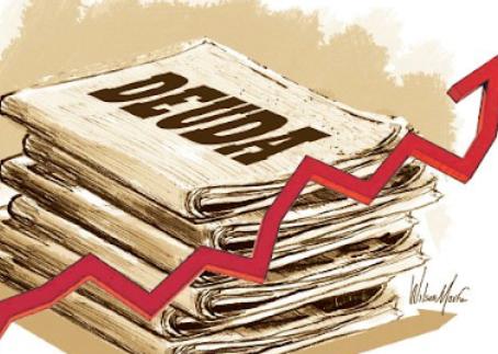Estiman que deuda pública superará 50% del PIB