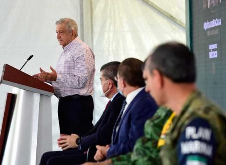 'La gente decidirá sobre juicio a expresidentes': López Obrador