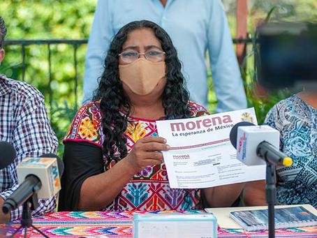 Se apuntan Rosario Merlín y Moisés Reyes como aspirantes a candidatos en Acapulco