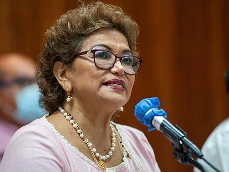 Evelyn Salgado tiene la oportunidad de reivindicar al género femenino: alcaldesa