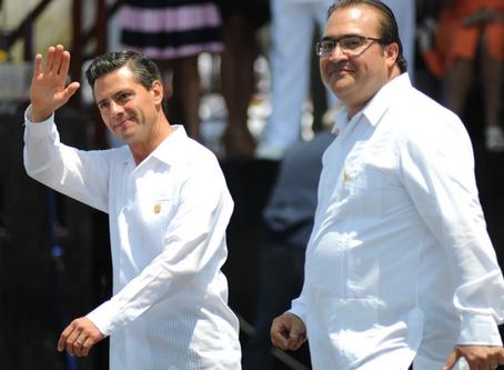 Desde prisión, Duarte niega dichos de Lozoya sobre Ferrari