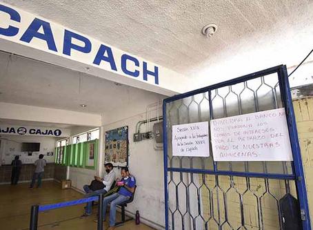 Amagan trabajadores de Capach con cerrar sistemas de bombeo de Chilpancingo