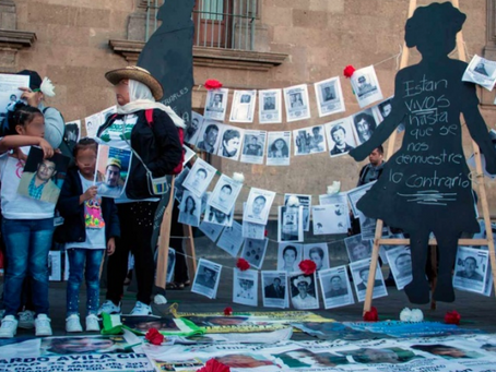 Recibe Senado oficio para que ONU intervenga en casos de desapariciones