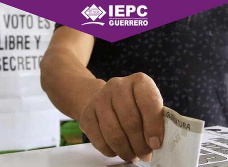 Comienza hoy el proceso electoral