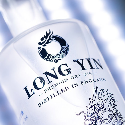 LONG YIN GIN, Premium Dry Gin 40%