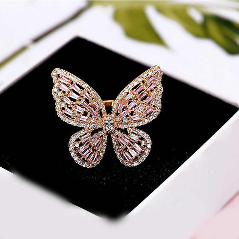 Luxury-Butterfly-Rings-For-Women-Retro-N