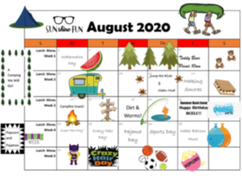 AUGUST 2020 EVENT CALENDAR COVID-page-0.