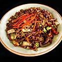 Yakisoba Vegetariano (serve 1 pessoa)