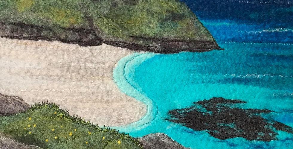 Achmelvich Beach, Scottish Highlands - ORIGINAL ARTWORK