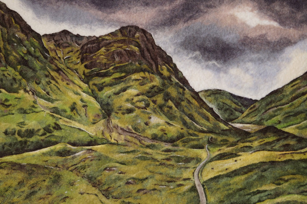Hidden Valley, Glencoe