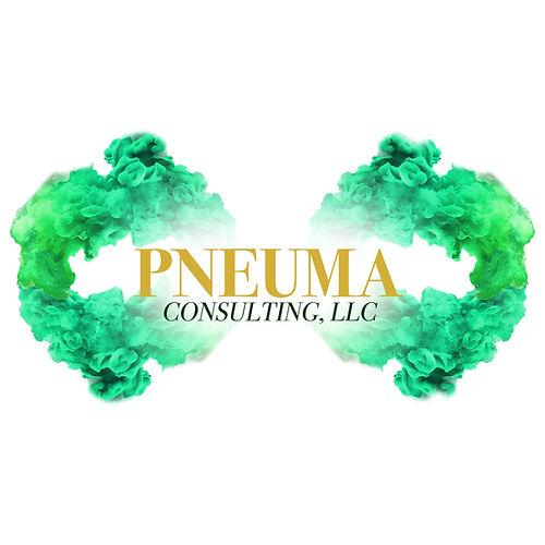 Pneuma Consulting LOGO (White Background