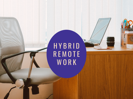 What are some examples of successful Hybrid Work Models