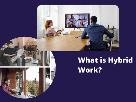 What is Hybrid Work and how to make it work?