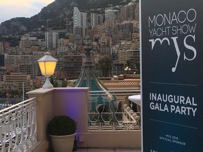 Monaco Yacht Show Launch Party